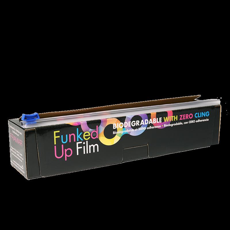 Framar Folie Funked Up Film Transparant 152m