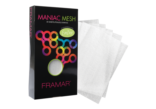 Framar Framar Meches Maniac Mesh Color Blocking