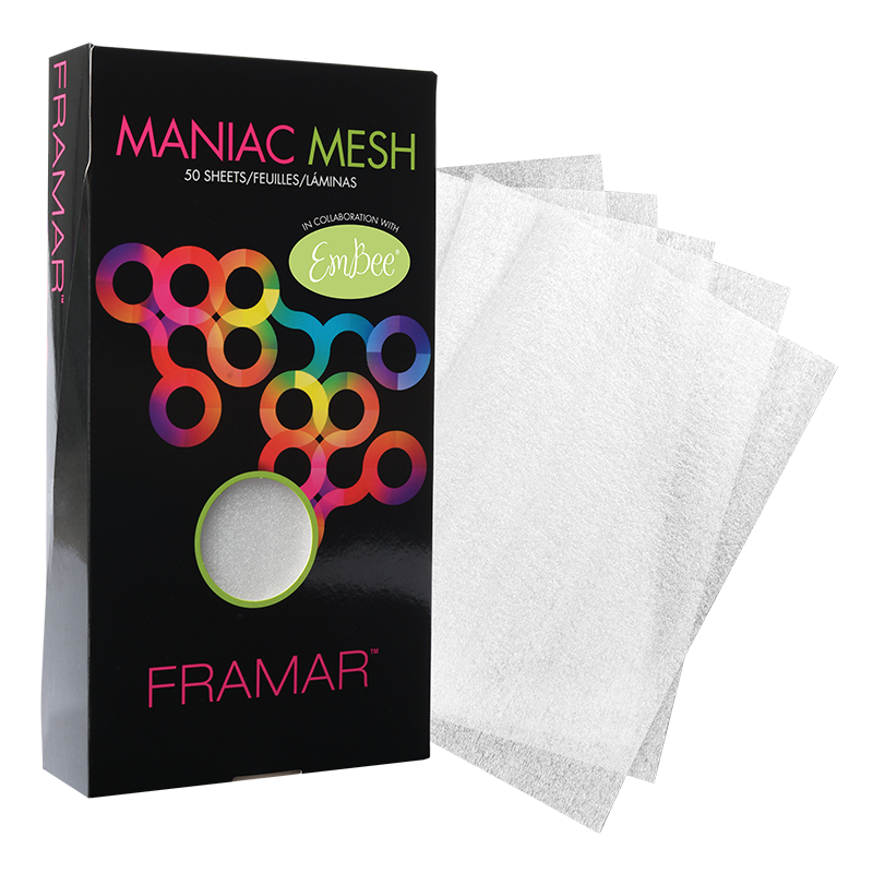 Framar Meches Maniac Mesh Color Blocking 50st