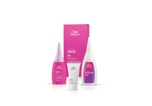 Wella Wella Wave It Extra Conditioning Intense (N) 205ml Kit