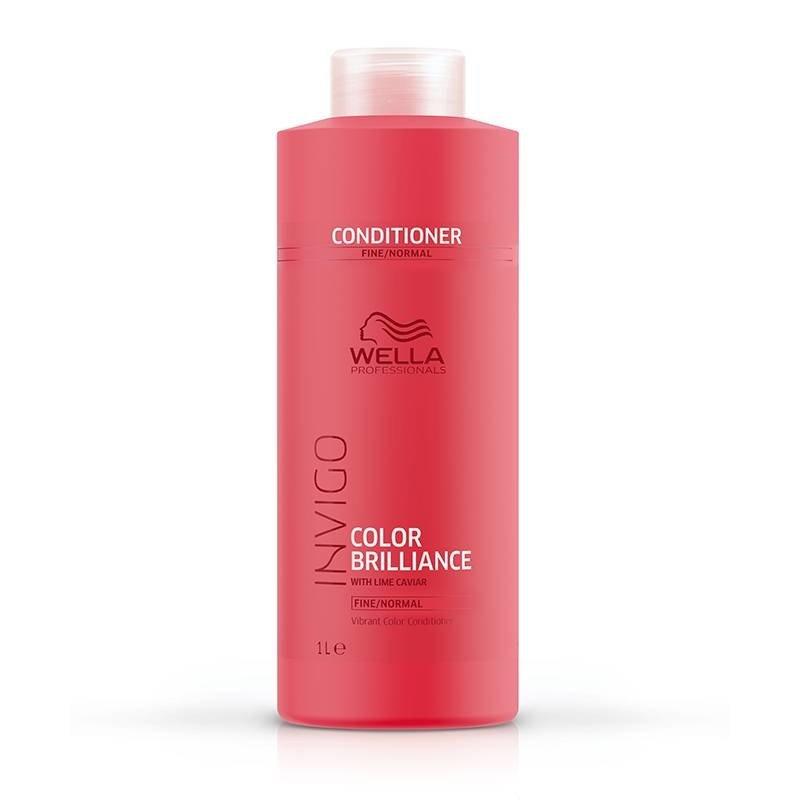 Wella Invigo Color Brilliance Conditioner Fijn/Normaal