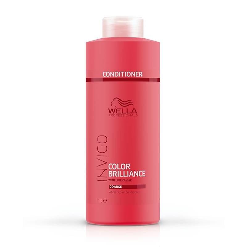 Wella Invigo Color Brilliance Conditioner Weerbarstig