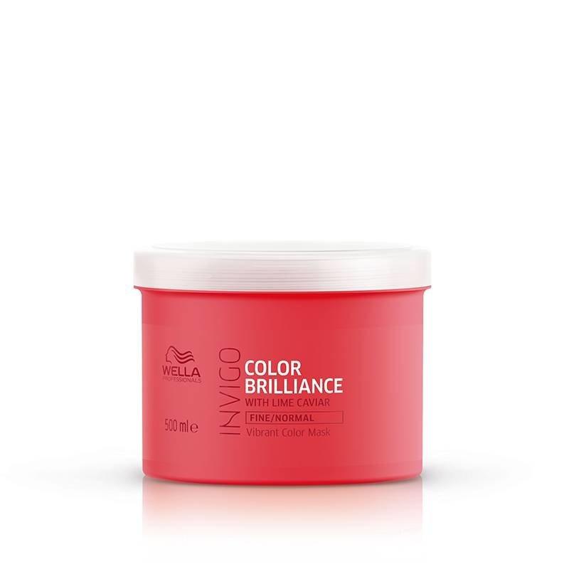 Wella Invigo Color Brilliance Mask Fijn/Normaal