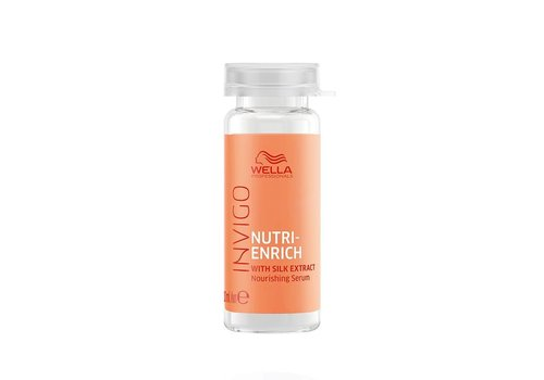 Wella Wella Invigo Nutri-Enrich Repair Serum 8x10ml