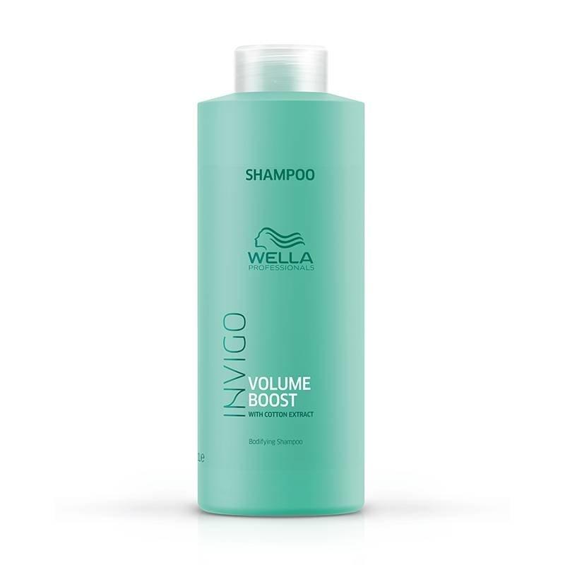 Wella Invigo Volume Boost Shampoo