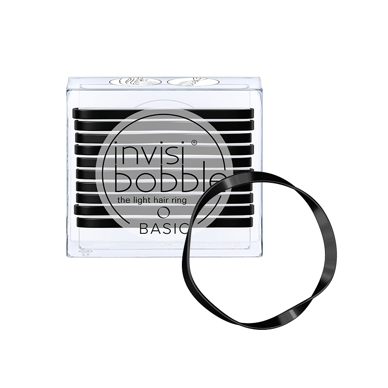 Invisibobble Basic Hair Ring 10st