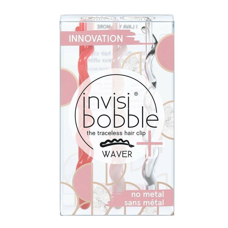 Invisibobble Waver Plus Haarspeld 3st