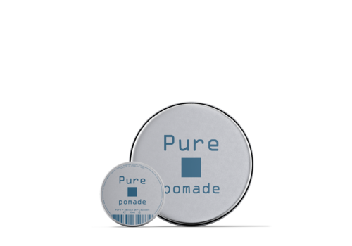 Pure Pure Pomade: hairstyling voor kappers