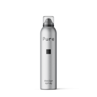 Pure Design Spray: hairstyling voor kappers
