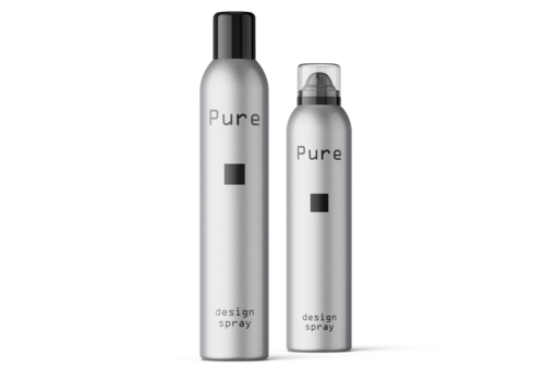 Pure Pure Design Spray: hairstyling voor kappers