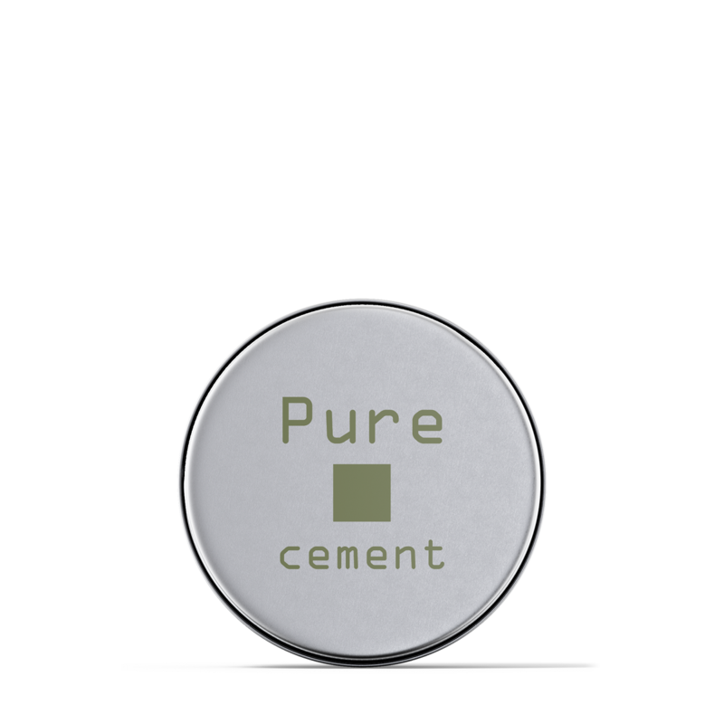 Pure Cement: hairstyling voor kappers