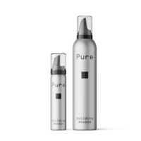 Pure Building Mousse: hairstyling voor kappers