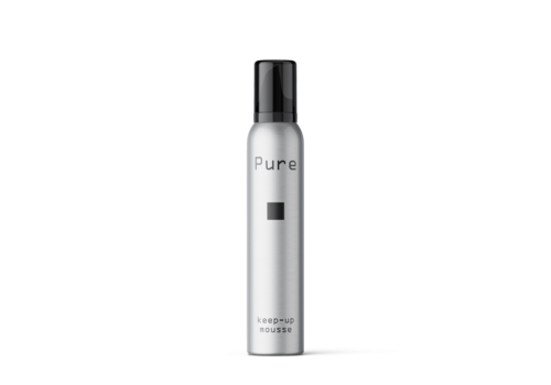 Pure Pure Keep Up Mousse 200ml