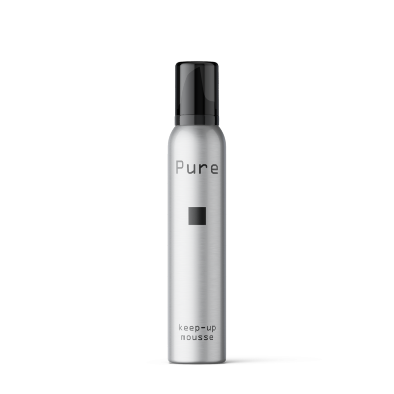 Pure Keep Up Mousse 200ml