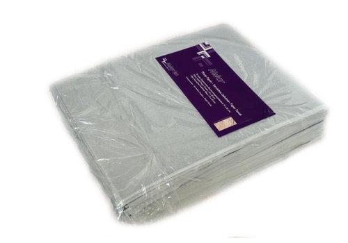 Nebur Nebur Plasty Papier Vellen Zwart 70x50cm 70st