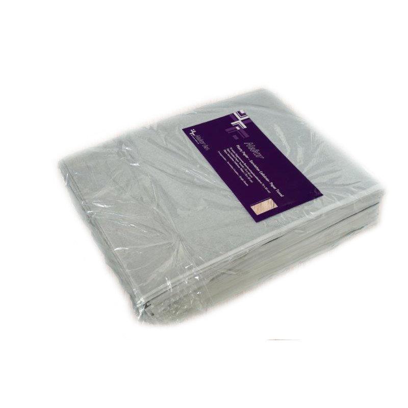 Nebur Plasty Papier Vellen Zwart 70x50cm 70st