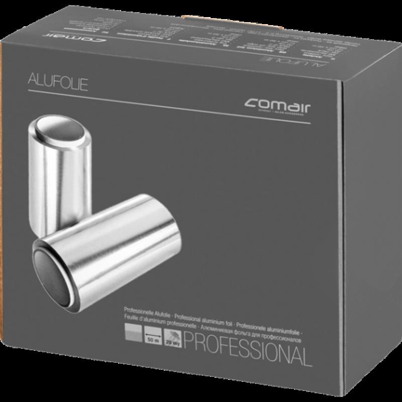 Alufolie 12 Cm - 50 Mtr Zilver Per Rol Comair