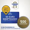 500 HP | KvdB Tegoedbon 50,-