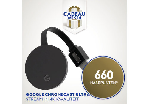 660 HP | Google Chromecast Ultra