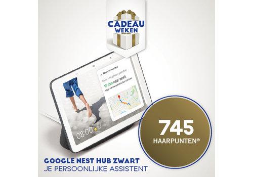 745 HP | Google Nest Hub Zwart