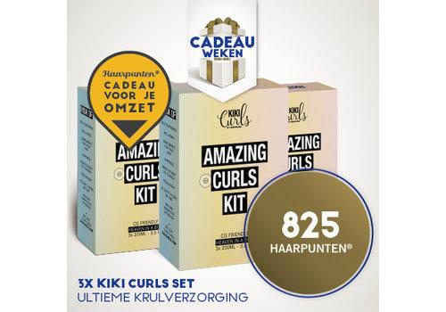 825 HP | 3x Kiki Curls Heaven in a Box