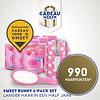 Cadeauweken 2020 990 HP | Sweet Bunny Set