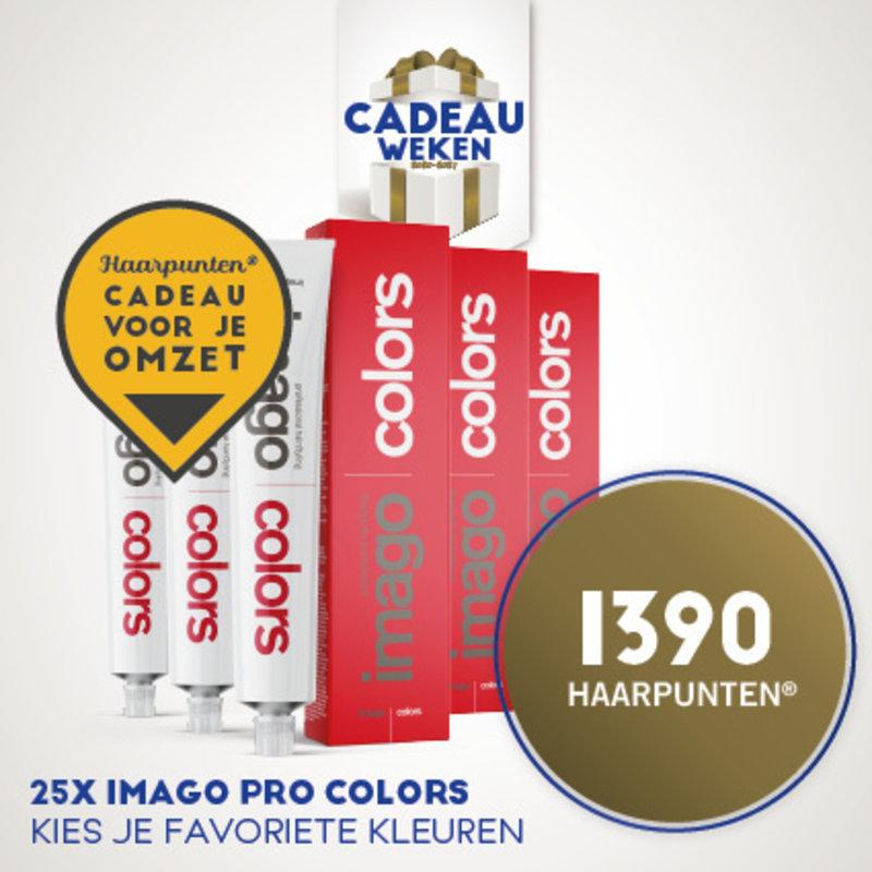 1390 HP | 25x Imago Pro Colors tubes