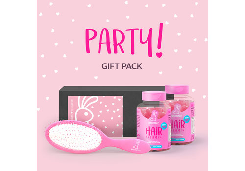 Sweet Bunny Sweet Bunny Hair Vitamin 2 months Party pack