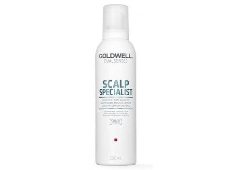 Goldwell Goldwell Dualsenses Scalp Sensitive Foam Shampoo 250ml