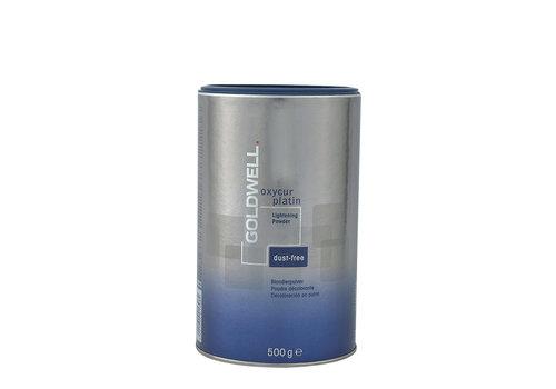 Goldwell Goldwell Oxycur Platin Blondeerpoeder Stuifvrij 500g
