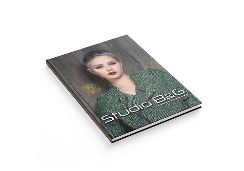 Studio B&G Studio B&G Pure Coiffure Boek 2021-1