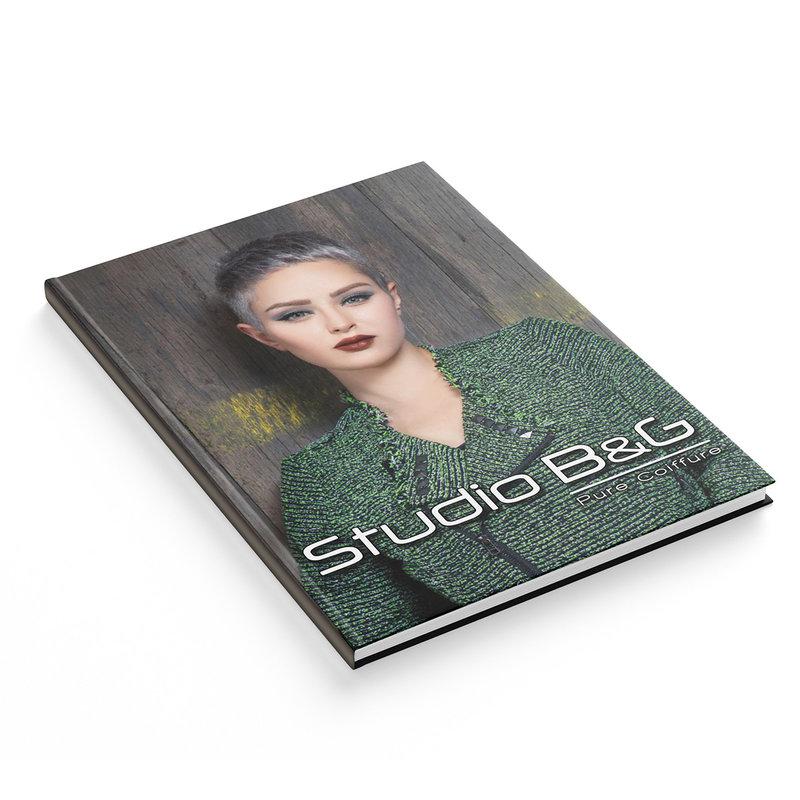 Studio B&G Pure Coiffure Boek 2021-1