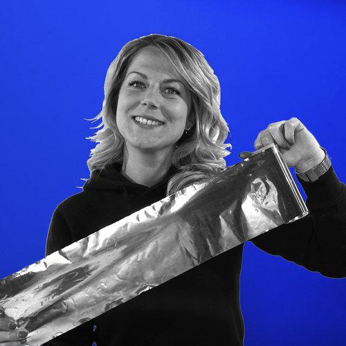 Kappers en aluminiumfolie: de basics