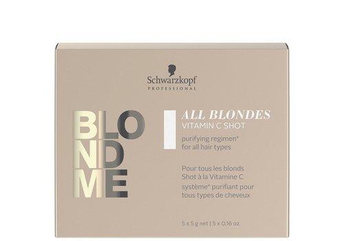 Schwarzkopf Schwarzkopf Blond Me Vitamin C Shots 5x5g