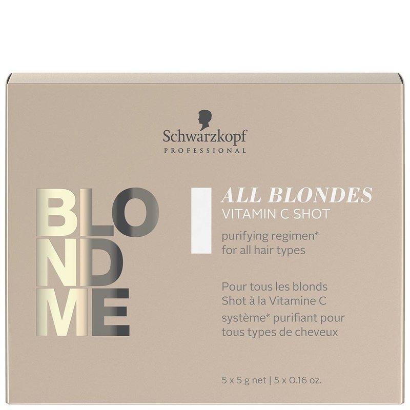 Schwarzkopf Blond Me Vitamin C Shots 5x5g
