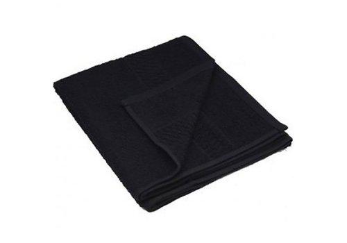 Sibel Mini Max Badstof Handdoek 45X28Cm Zwart Bob Tuo