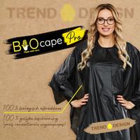 Trend-Design BIOcape Pro Wegwerp Kaplakens 33st Zwart