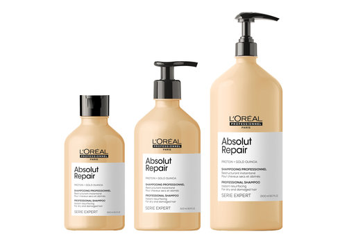 Loreal Loreal SE Absolut Repair Shampoo