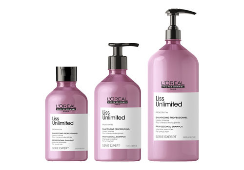 Loreal Loreal SE Liss Unlimited Shampoo