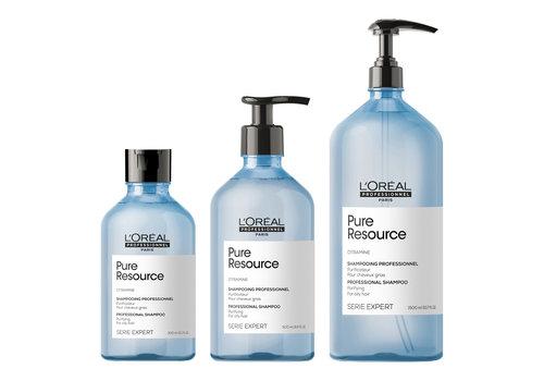 Loreal Loreal SE Pure Resource Shampoo