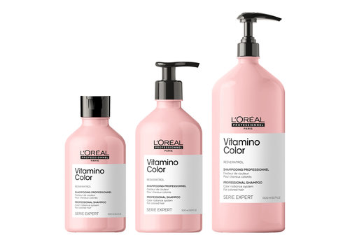 Loreal Loreal SE Vitamino Color Shampoo