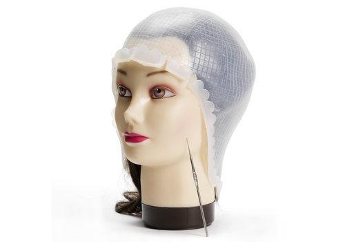 Hi-Lite Cap Siliconen Blondeermuts