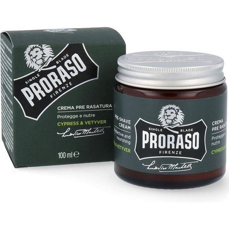 Proraso Cypress & Vetyver Pre-Shave Creme 100ml
