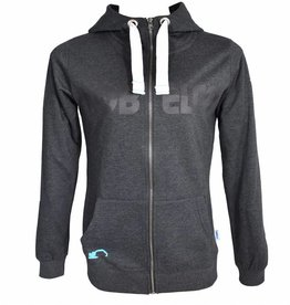 Dames Zip Up Sweatshirt