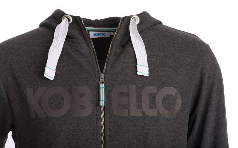 Men Zip Up Sweatshirt Small