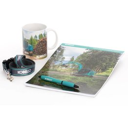 My Kobelco essential gift bundle
