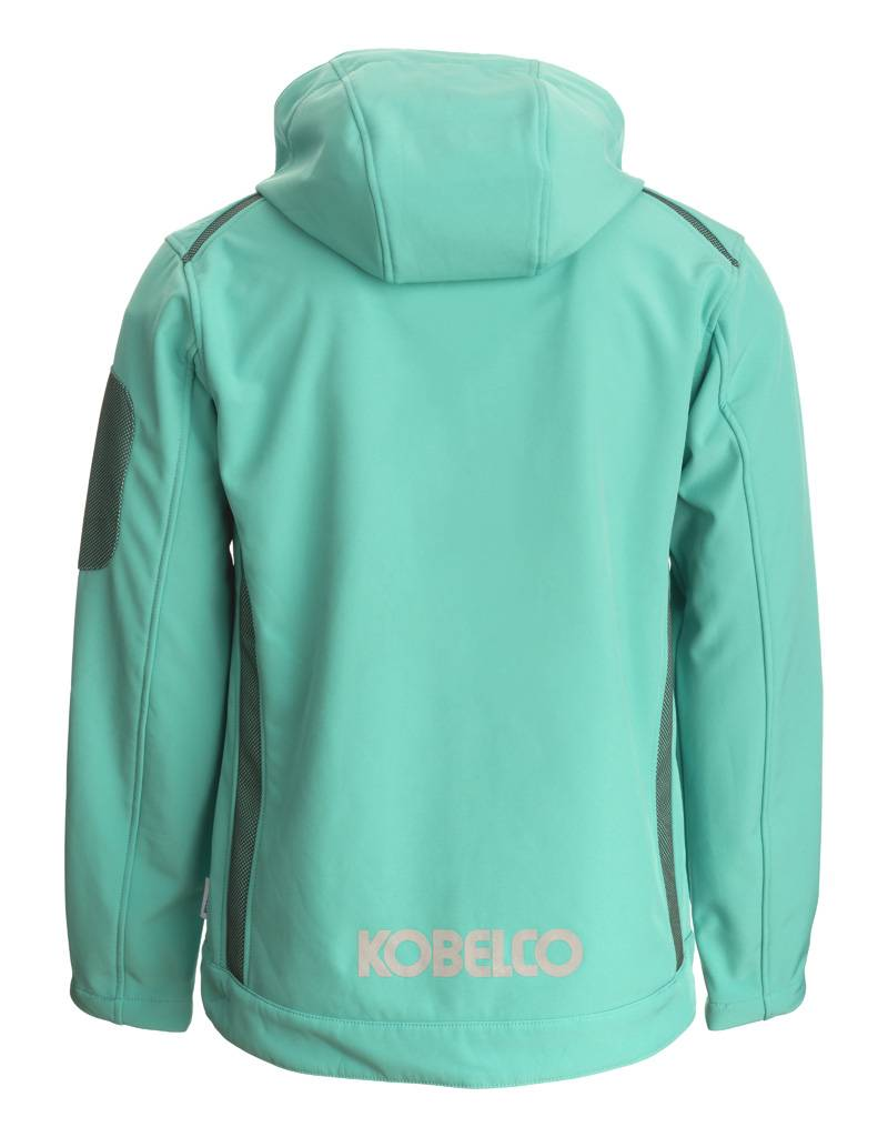 Green Softshell x Small