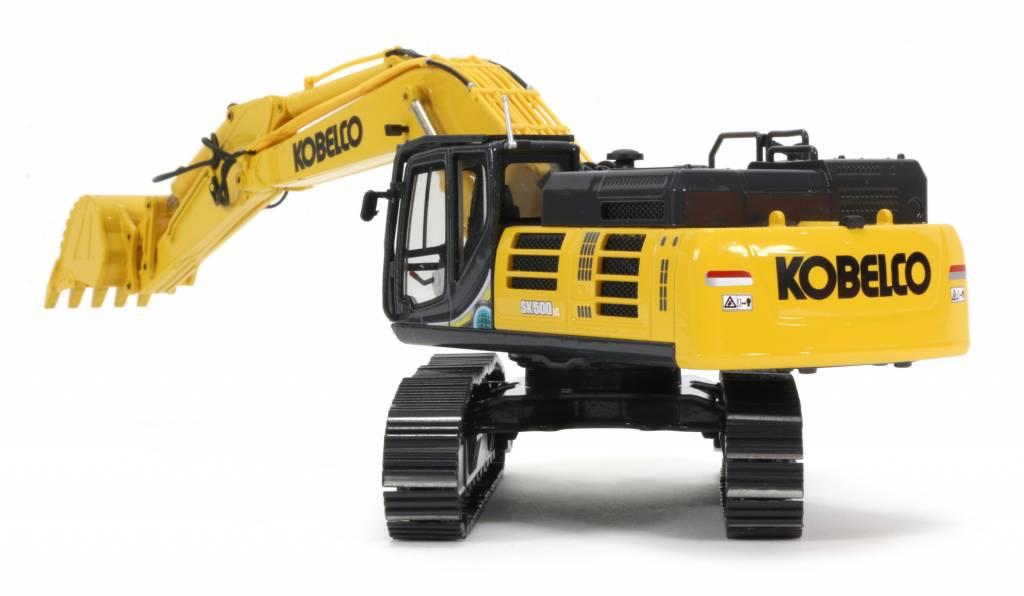 Conrad SK500LC VS Geel