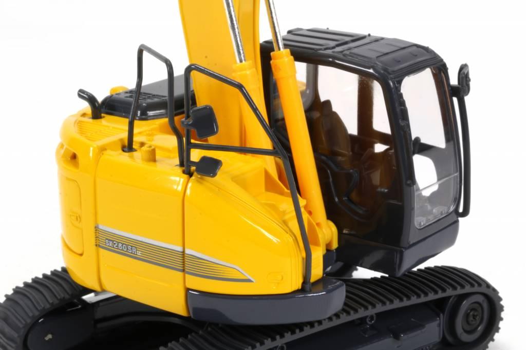 SK260SRNLC USA Maßstab Modell