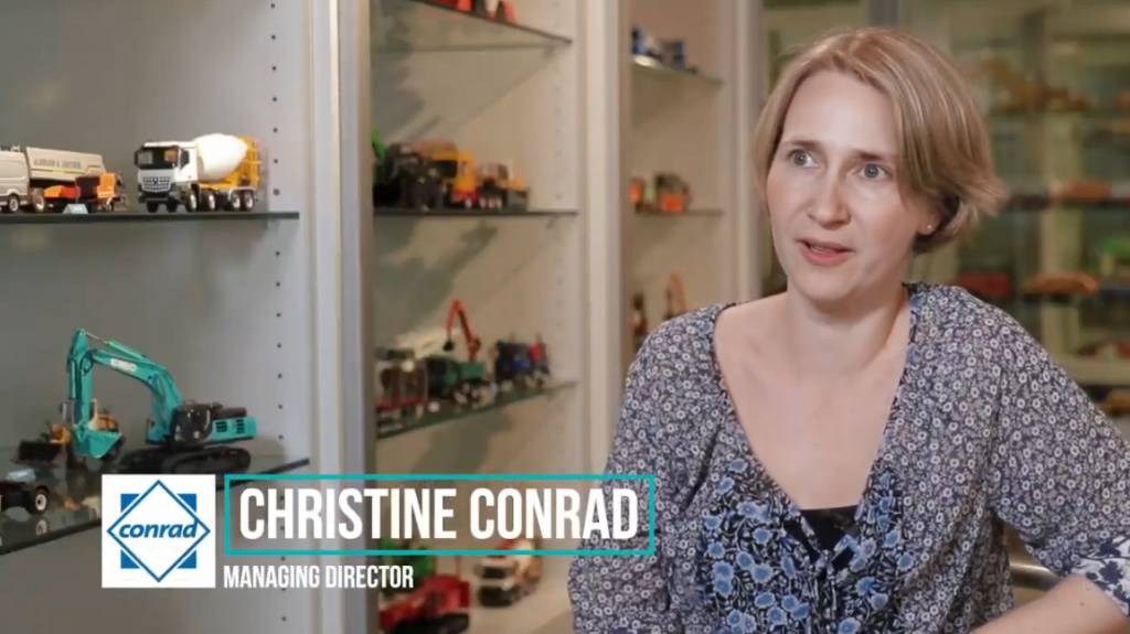 Interview with Christine Conrad